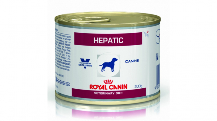 Royal Canin Hepatic Dog 200 g 0