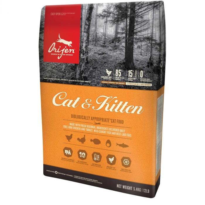 Orijen Cat & Kitten 5,4 kg [0]