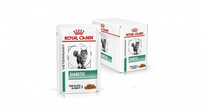 Royal Canin Diabetic Cat, 1 X 85g 1