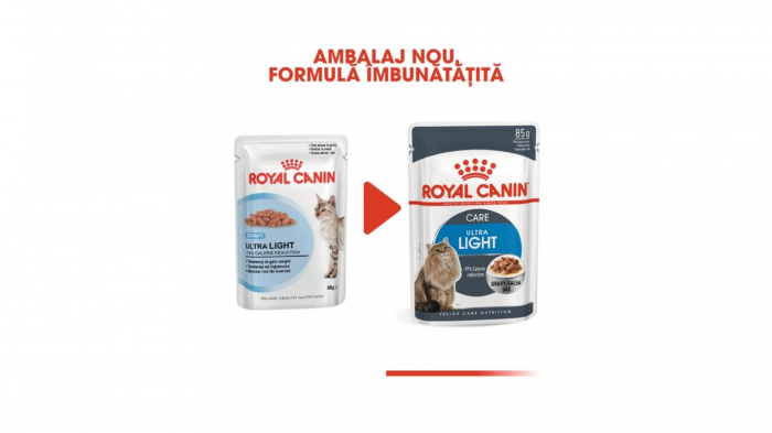 Royal Canin Feline Ultra Light Gravy, 1X85 g 2