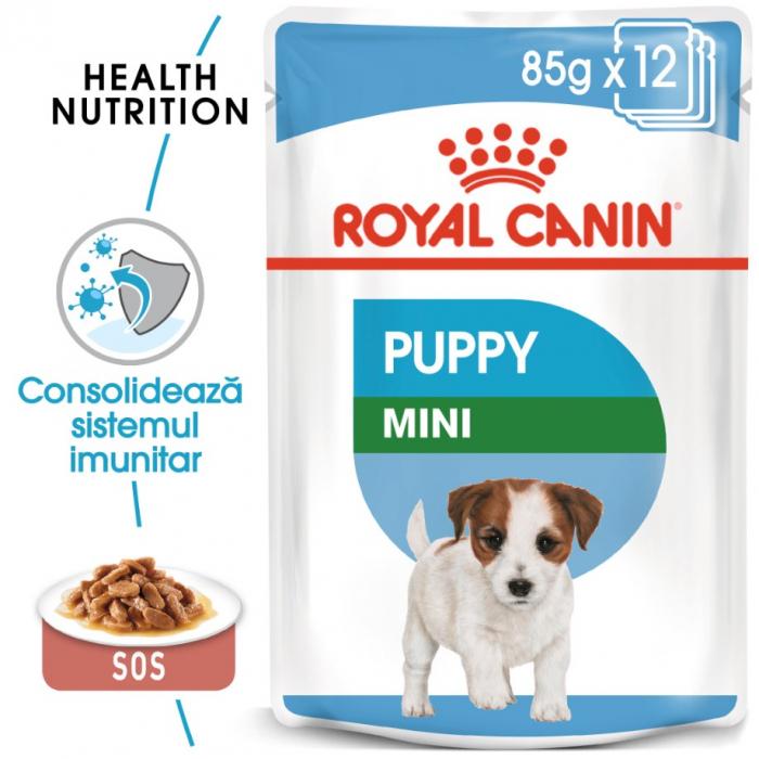 Royal Canin Hrana Umeda Mini Puppy 85 g [0]
