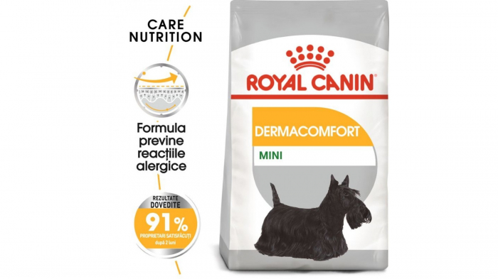 Royal Canin Mini Dermacomfort, 1 kg 0