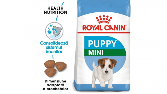 Royal Canin Mini Puppy 800 g 0