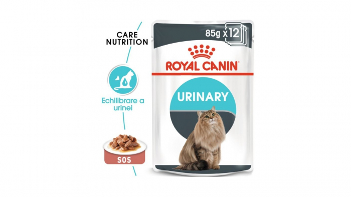 Royal Canin Urinary Care In Gravy, 1 x 85 g 0