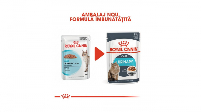 Royal Canin Urinary Care In Gravy, 1 x 85 g 1