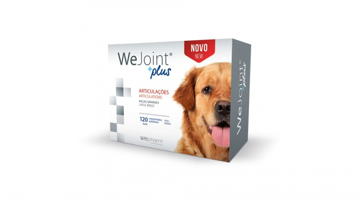 WeJoint Plus Large Breeds, 30 tablete 0