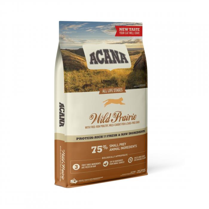 Acana Wild Prairie Pisici – Cat 4.5 Kg 0