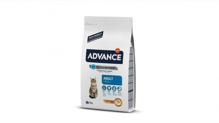 Advance Cat Pui & Orez, 3 kg 0