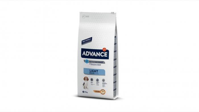 Advance Dog Medium Light, 12 kg 0
