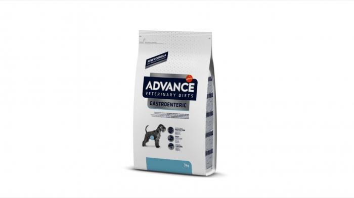 Advance Dog Gastro Enteric, 3 kg 0