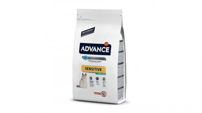 Advance Cat Sterilised Somon Sensitive, 3 kg 0
