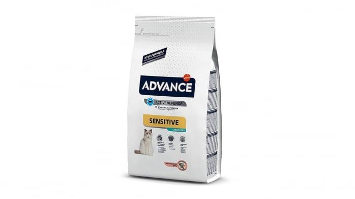 Advance Cat Sterilised Somon Sensitive, 10 kg 0