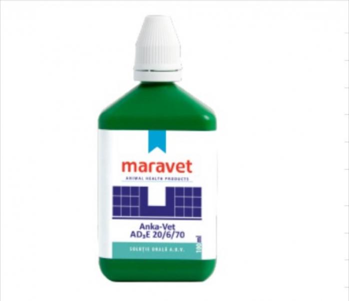 Anka-vet AD3E 20/6/70 x 100 ml [0]