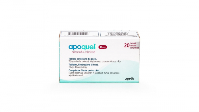 APOQUEL 16 MG - 20 TABLETE 0