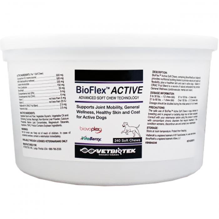 BIOFLEX active, VetBiotek, 240 tablete [0]