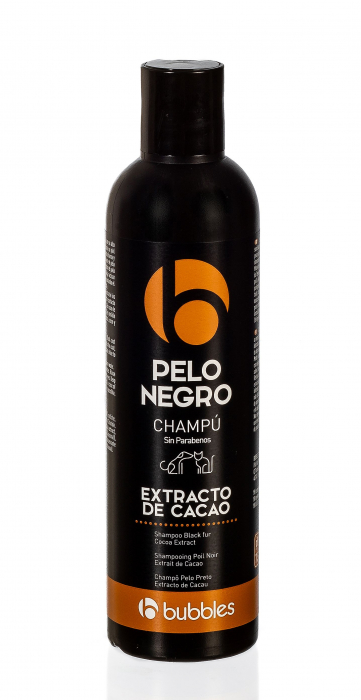Bubbles sampon Pelo Negro, 250 ml 0