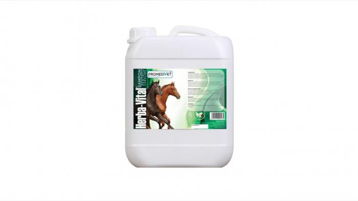 Sampon pentru cai, Promedivet Herba-vital 1 L [0]
