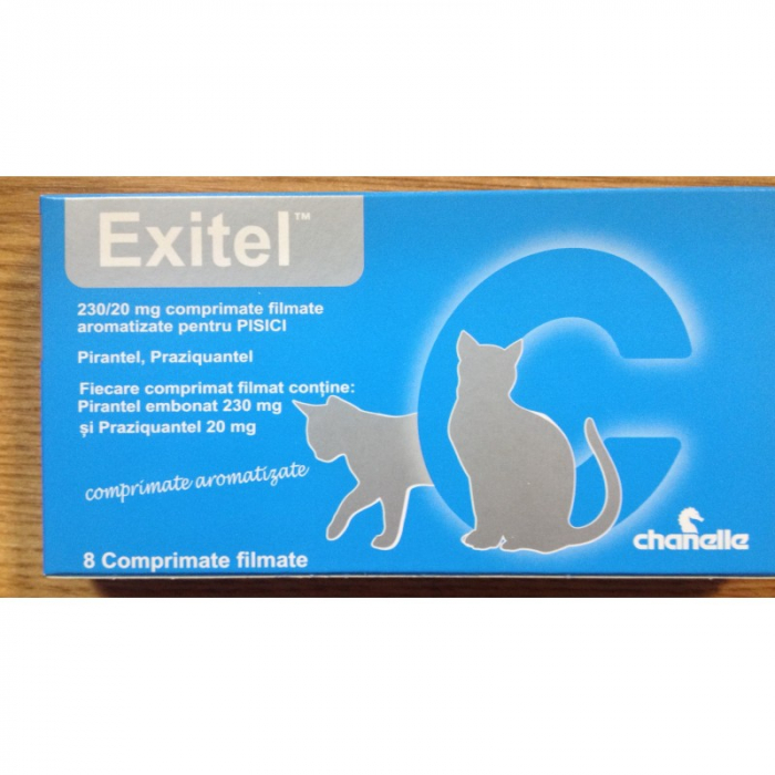 Exitel Cat 230/ 20 mg 0