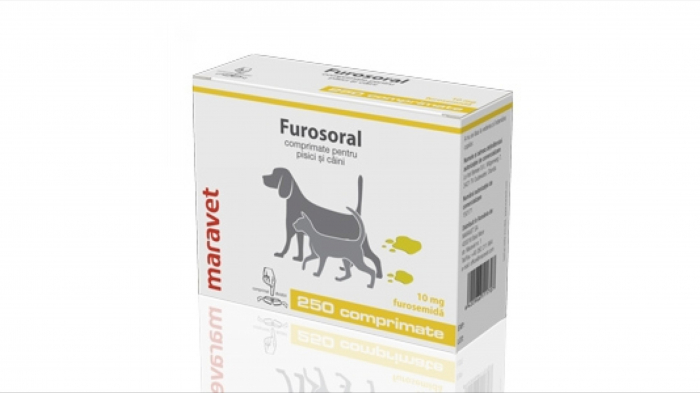 Furosoral 10 mg - 10 tablete [0]