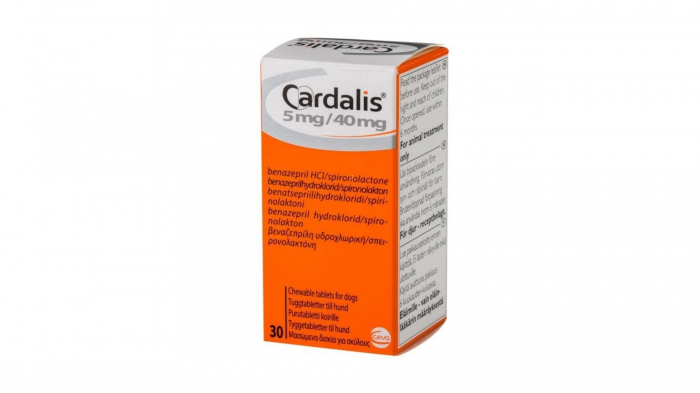 CARDALIS 5 MG / 40 MG - 30 TABLETE 0
