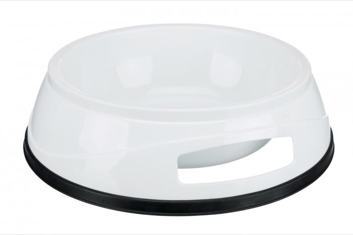 Castron Plastic cu Greutate Antiderapant 0.75 l/16 cm [3]