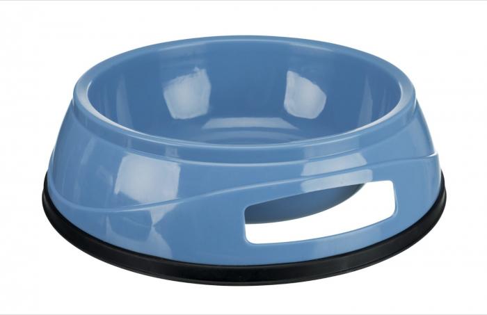 Castron Plastic cu Greutate Antiderapant 0.75 l/16 cm [4]