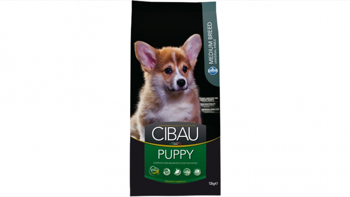 Cibau Puppy Medium 12 Kg [0]
