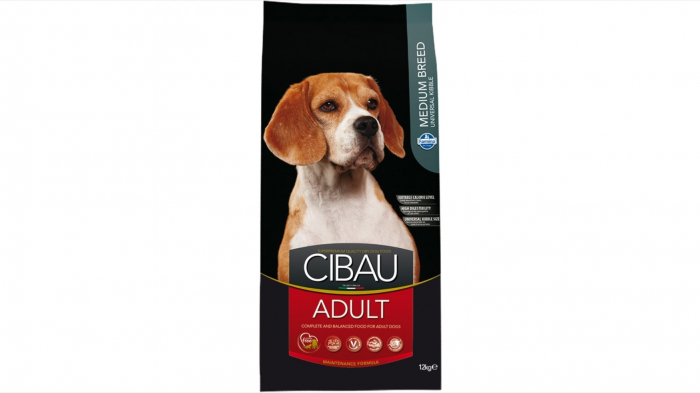 Cibau Dog Adult Medium 12 Kg [0]