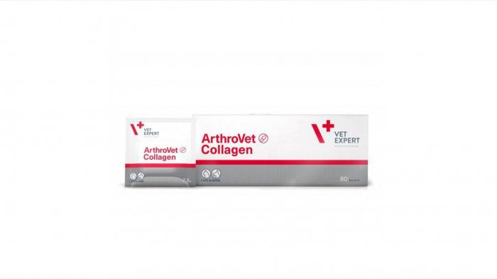 ArthroVet Collagen II 2.5 g, 60 plicuri 0