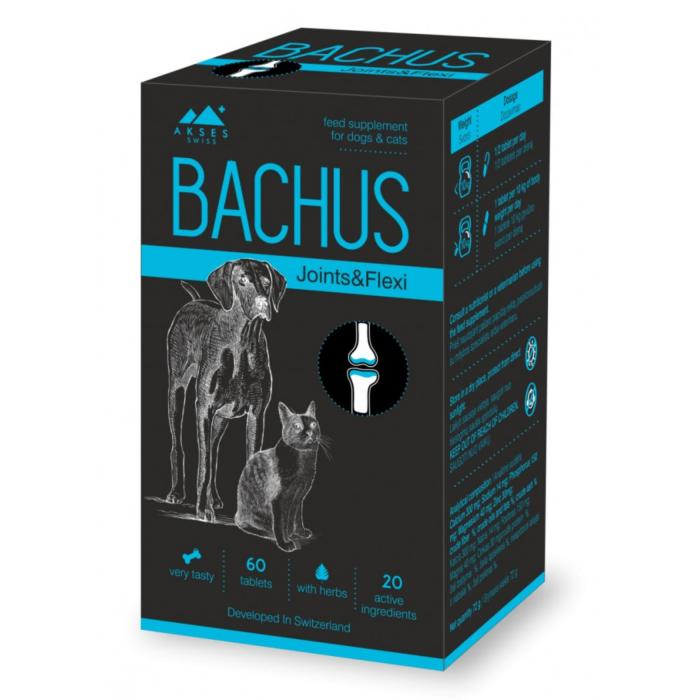Bachus Joints & Flexi, 60 tablete 0