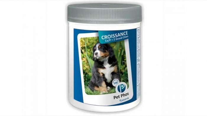 Pet Phos Croissance Ca/ P = 2 Special Grand Chien 100 tablete [0]