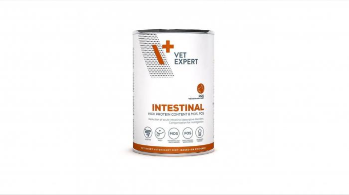 4T, Dieta hrana umeda Gastro Intestinal dog, 400 g [0]