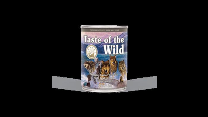 Conserva Taste of the Wild - Wetlands, 390 g 0