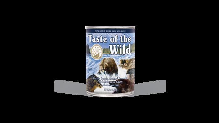 Conserva Taste of the Wild - Pacific Stream, 390 g 0