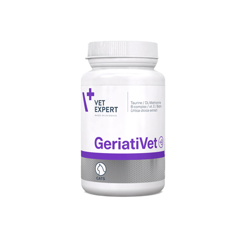 GeriatiVet Cat twist off - 60 capsule 0