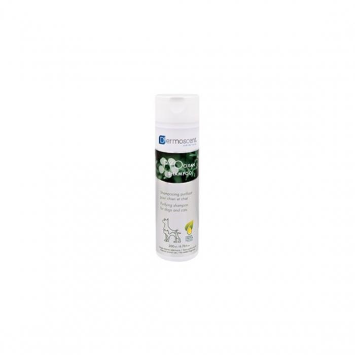 Dermoscent Sampon PyoClean pentru caini si pisici, 200 ml [0]