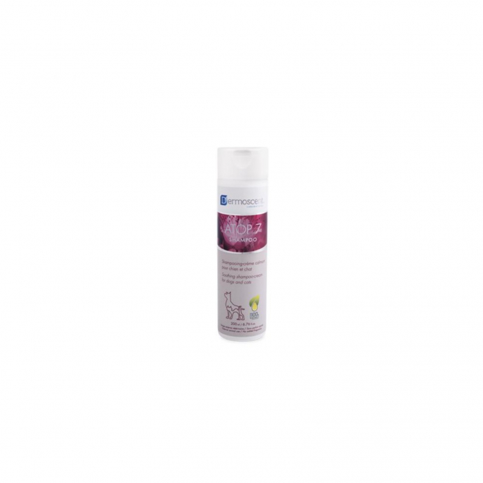 Dermoscent Atop 7 Shampoo pentru caini si pisici, 200 ml [0]