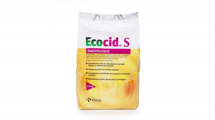 Dezinfectant Universal Ecocid S, 2.5 kg 0
