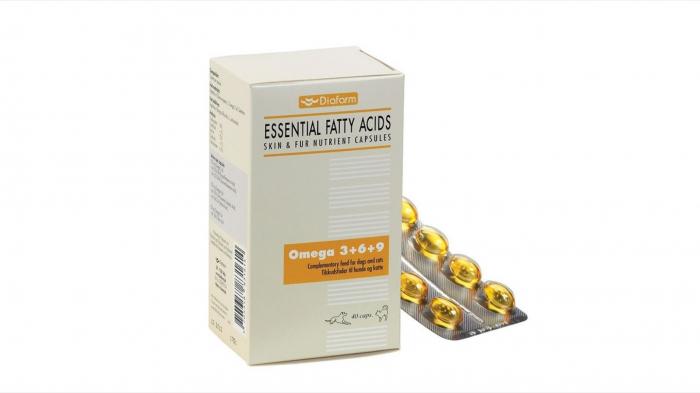 Diafarm Omega 3 + 6 + 9, 40 comprimate [0]