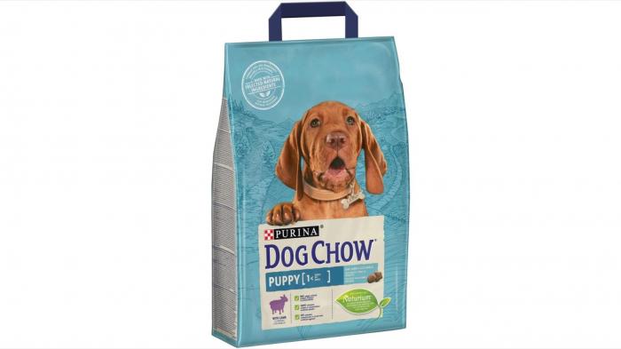 Dog Chow Puppy cu Miel, 2.5 kg 0
