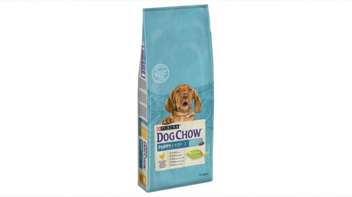 Dog Chow Puppy cu Pui, 14 kg [0]