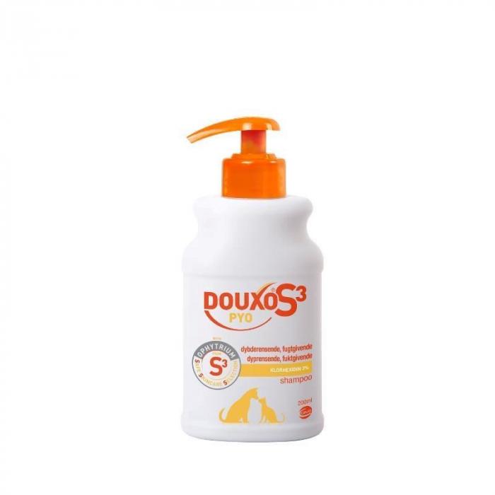 DOUXO PYO SAMPON CU CLOREXIDINA - 200 ML [0]