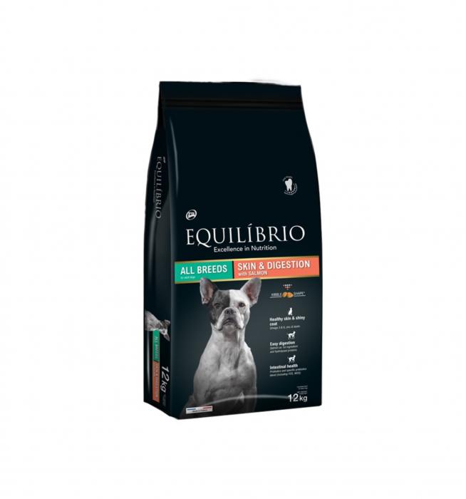 Equilibrio Adult Dog Sensitive Somon 12 kg [0]