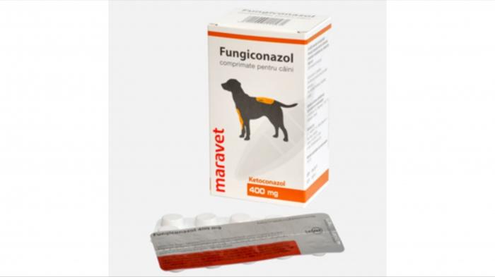 Fungiconazol 400 mg, 20 comprimate [0]