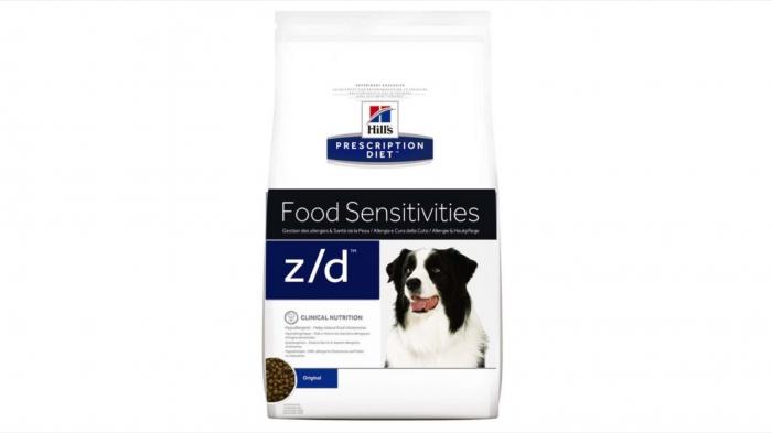 Hill's PD z/d Food Sensitivities Mini hrana pentru caini hipoalergenica 1.5 kg [0]