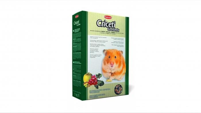 Hrana rozatoare Grandmix Hamster 400 gr [0]