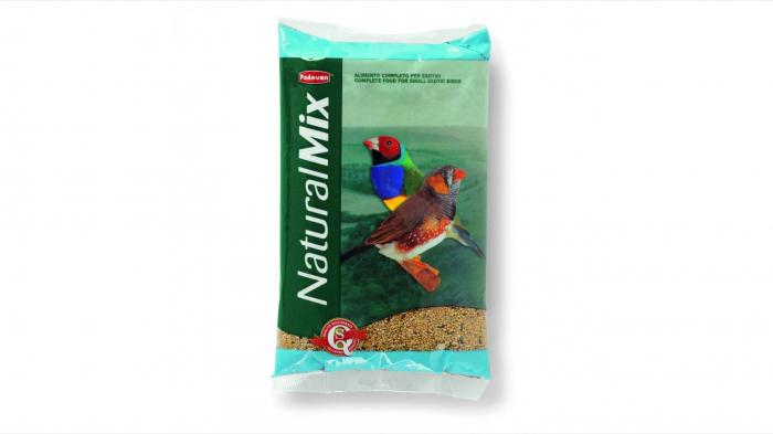 Hrana pentru pasari Padovan Natural Mix Exotice 1 kg [0]