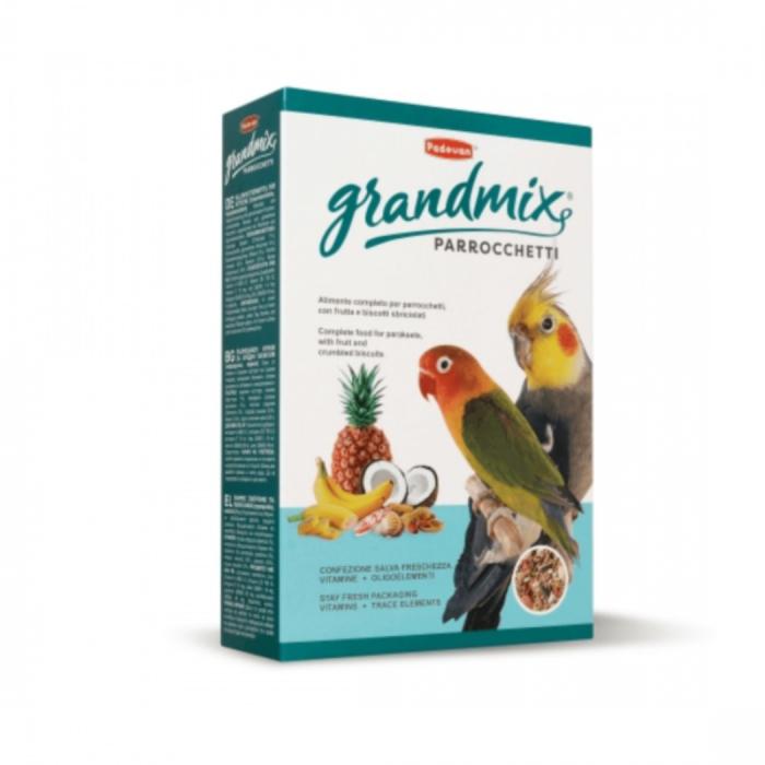 Hrana pentru nimfe Padovan GrandMix 850 g [0]