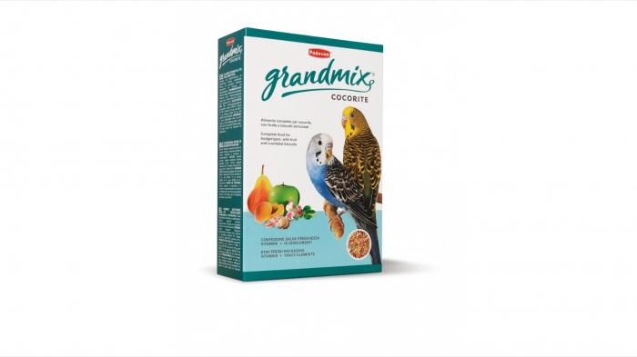 Hrana pentru perusi Grandmix 1 kg [0]