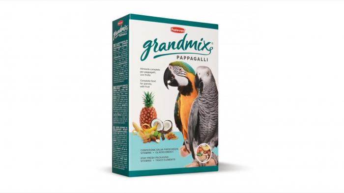 Hrana pentru papagali mari Padovan GrandMix 600 g 0